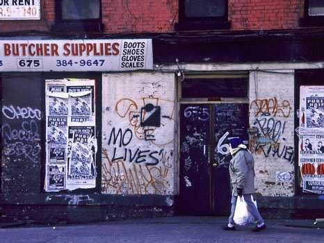Meatpacking District In 1990s [PHOTOS] - Business Insider