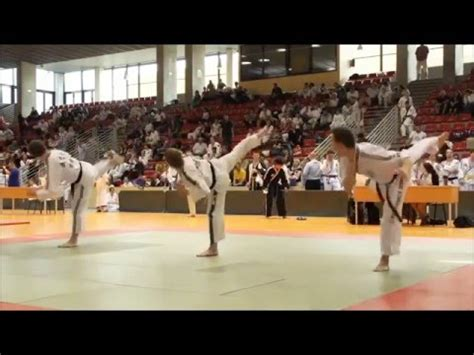 Hapkido Mix (This is Hapkido) 1 of 2 - YouTube