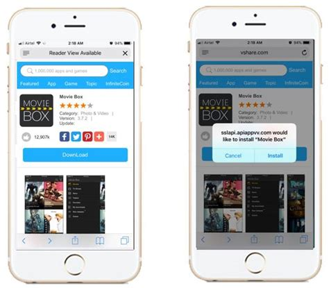 Download MovieBox PRO For iOS Free (iPhone, iPad - No