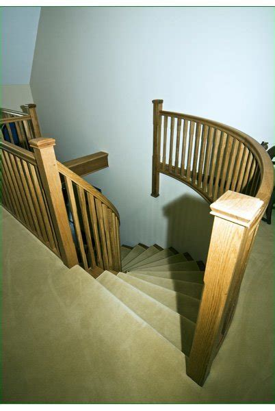 Case Study - Louth Curved Staircase
