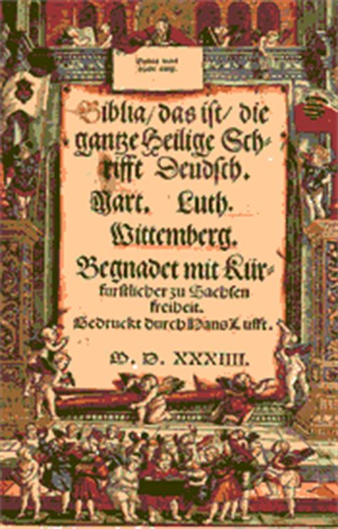 The Gruber Collection: Luther's Bible Translations - 1534