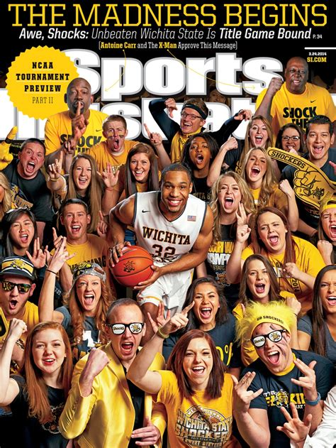 Sports Illustrated releases 2014 NCAA tournament preview