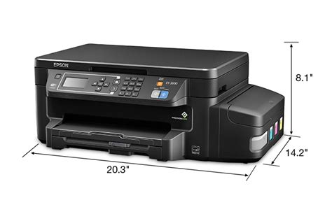 Epson ET-3600 All In One Printer and Scanner - prices and