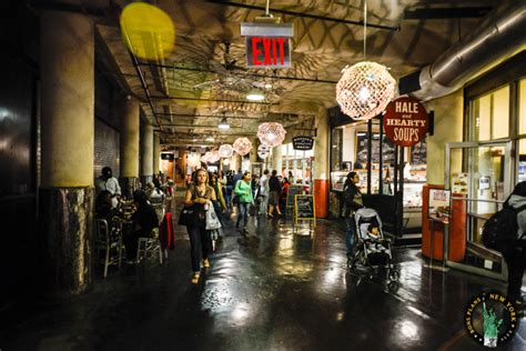Chelsea Market, a must-see place in New York
