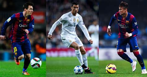 Messi, CR7 & Co