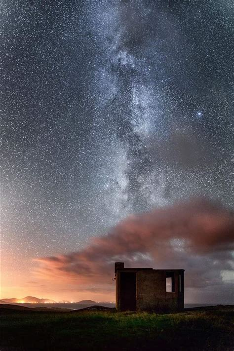 Under Donegal's dark skies: Chasing the Northern Lights