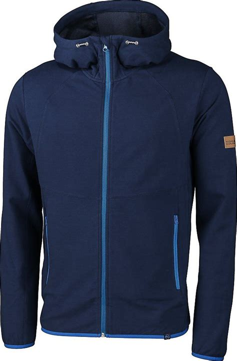 High Colorado Cardiff Sweat Jacke Herren navy | campz