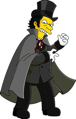 Jack the Ripper - Wikisimpsons, the Simpsons Wiki