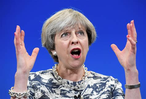 Theresa May warned of 'incomprehension' between government