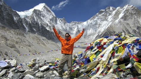 Have you ever thought about climbing Mount Everest?