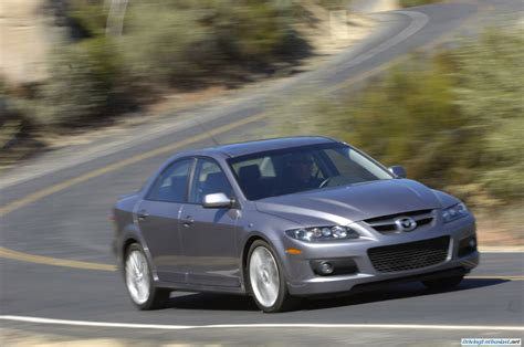 Everyday Driver reviews the MazdaSpeed6