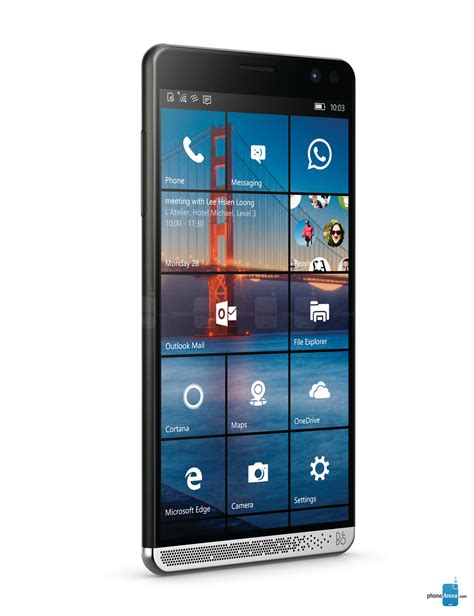 HP Elite x3 full specs