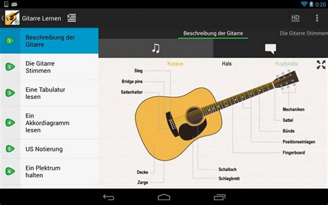 Gitarre Lernen Anfänger – Android-Apps auf Google Play