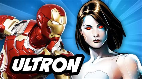 Avengers Age Of Ultron - TOP 5 Marvel Stories - YouTube