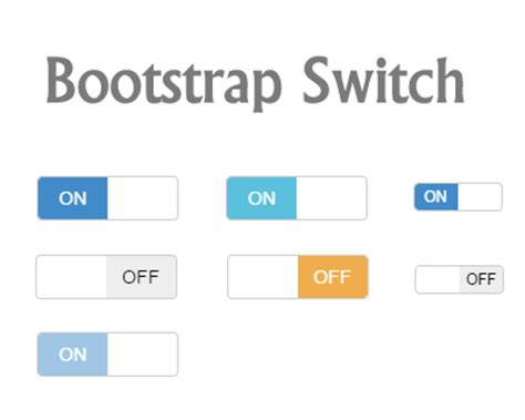 Bootstrap Switch | jQuery Plugins