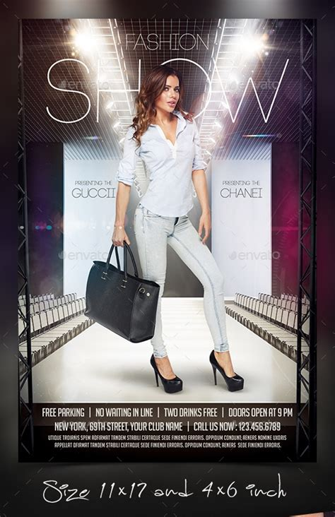22 + Awesome Fashion Flyer PSD Designs | Design Trends
