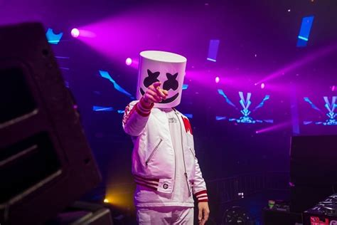 Marshmello unveils an amazing music video for his single