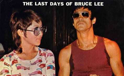 Last Day of Bruce Lee (Betty Ting Pei)