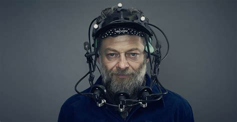 Hollywood star Andy Serkis creates scientifically accurate