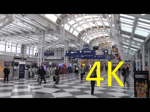 Midway Airport bests O'Hare in new J