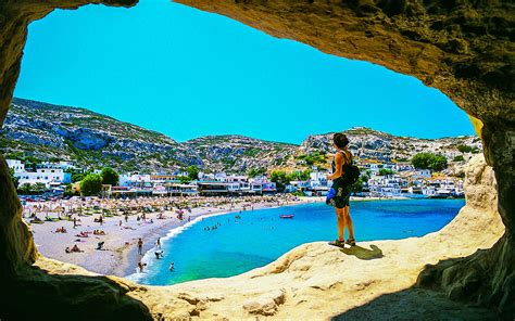 18 Days Solo Backpacking Across Greece - Tripoto