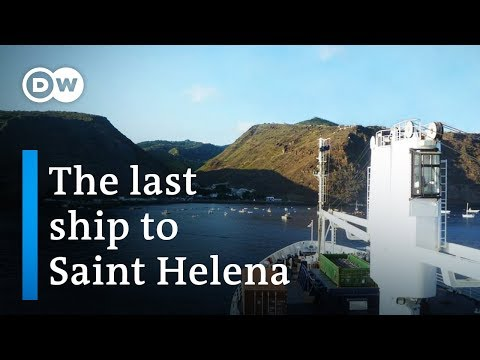 Final chance to take the slow boat to Saint Helena - Telegraph