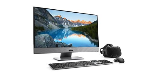 Dell Inspiron 27 7000 AIO: 4K-All-in-One- und Gaming-PC
