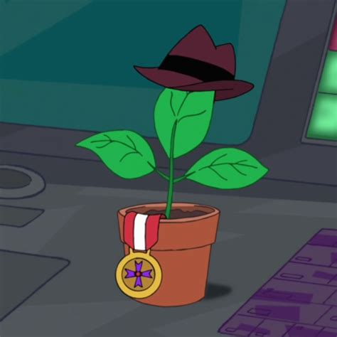 Planty the Potted Plant | Phineas and Ferb Wiki | FANDOM