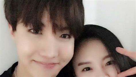 BTS J-Hope's Older Sister Is Drop Dead GORGEOUS - Koreaboo
