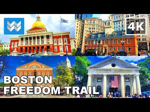 Boston - Freedom Trail: Granary Burial Ground | Founded in
