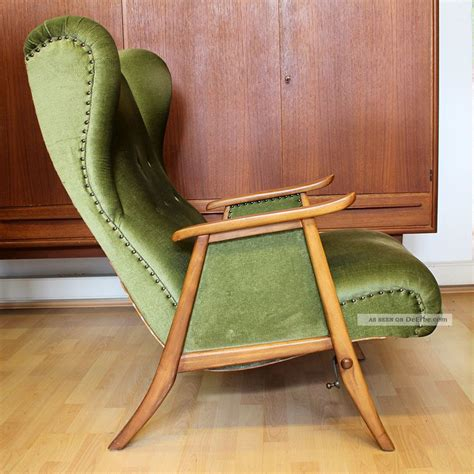 Ohrensessel Easy Chair Lounge Seat 50er Jahre Mid Century