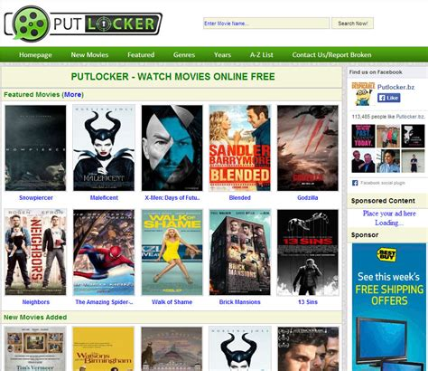 Putlocker streaming site loses domain, moves to Iceland