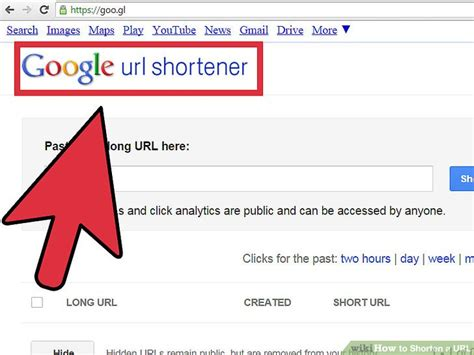 How to Shorten a URL: 6 Steps (with Pictures) - wikiHow