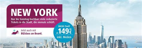 New York ab 149,99€ - Eurowings Special - TravelOffer24