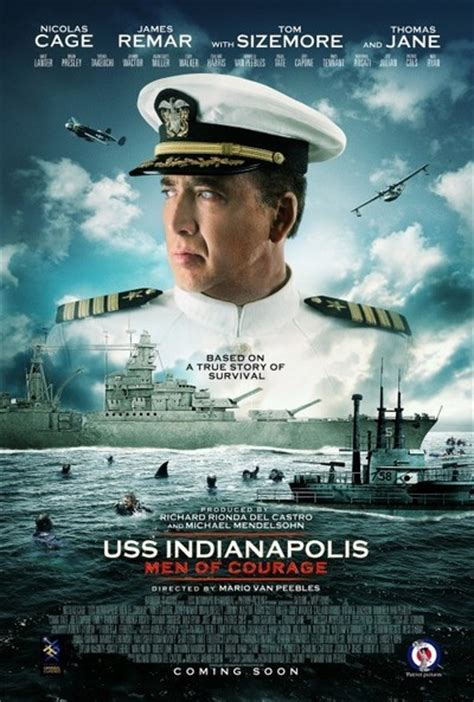 USS Indianapolis: Men of Courage Movie Review (2016