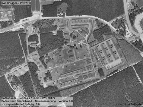 RAF Brüggen, Germany - Military Airfield Directory