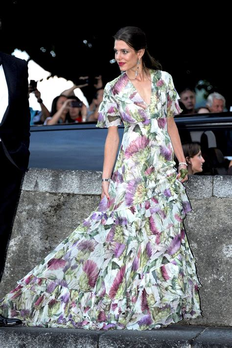 Best-Dressed Guests From Beatrice Borromeo and Pierre