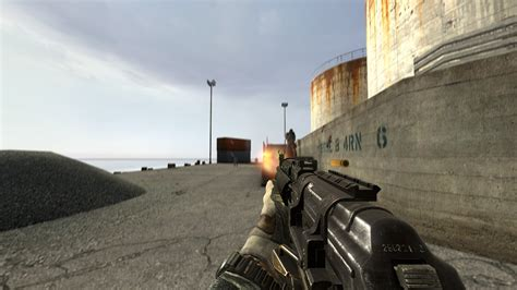Modern Warfare 3 Weapons Pack | Counter-Strike: Source