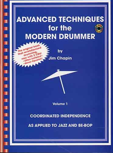 Jim Chapin - Advanced Techniques for the Modern Drummer