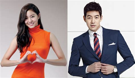 Uee and Lee Sang Yoon confirmed to be dating!