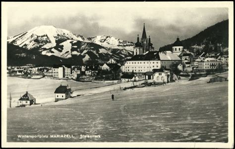 Postcards: Mariazell (Österreich) | You Have Been Upgraded