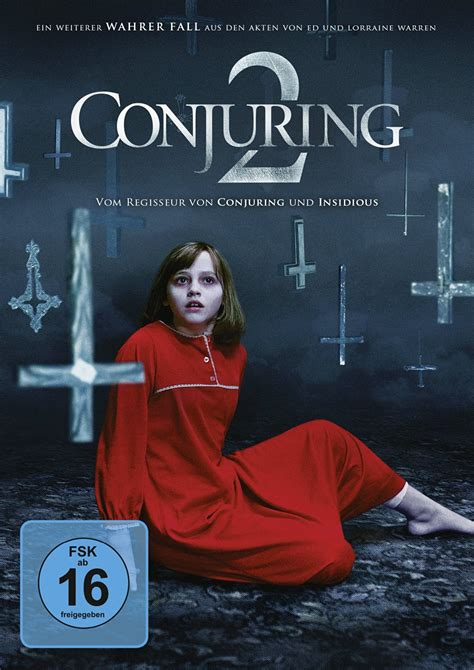 Conjuring 2 - Film 2016 - Scary-Movies
