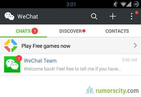 How to Create WeChat Account