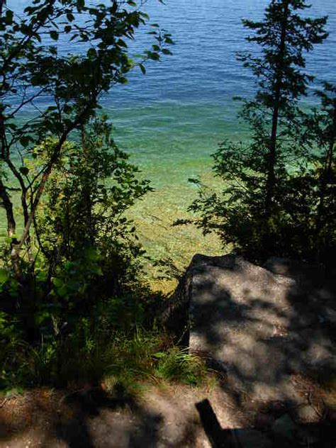 Rock Island State Park, a Wisconsin park