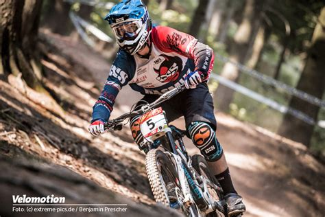 iXS German Downhill Cup #4 in Tabarz - Velomotion