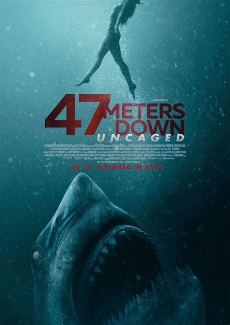 47 Meters down: Uncaged | CineStar Rostock (Lütten Klein)