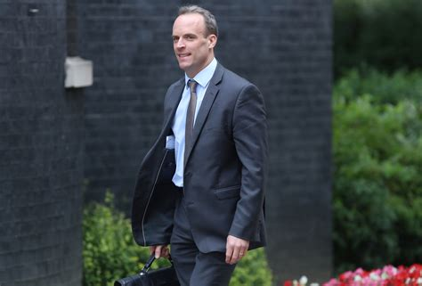 Who is the new Brexit Secretary, Dominic Raab