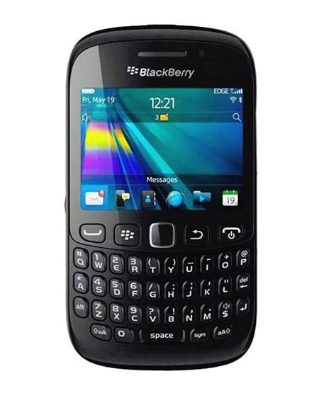 Blackberry ( 4GB and Below , ) Black Mobile Phones Online