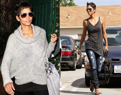 Halle Berry Style Deconstructed | The Budget Fashionista