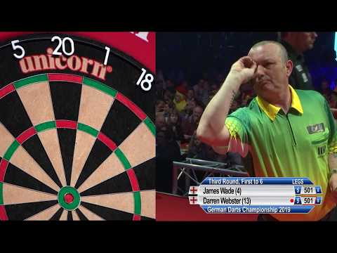 Former Welsh rugby player claims maiden professional darts